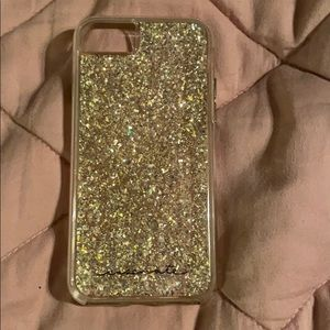 Sparkly Casemate IPhone 8 Two Piece Phone Case